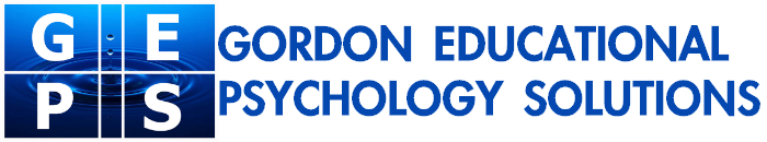 GORDON EDUCATIONAL PSYCHOLOGY SOLUTIONS